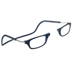 CLIC XL Frosted Magnetlesebrille