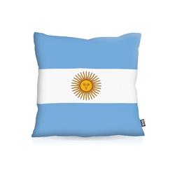 Kissenbezug, VOID, Argentinien Argentina Flagge Fahne Fan-EM WM Flag 60 cm x 60 cm
