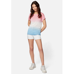 Mavi T-Shirt TIE DYE TOP Buntes Shirt gelb XS