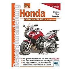 Honda CBF 600 / CBF 600 S - Buch