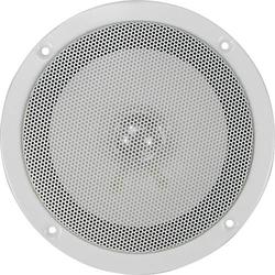 Renkforce SPE-150 Einbaulautsprecher 30W 4Ω Weiß 1St.