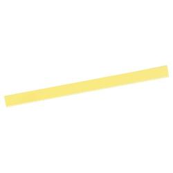 Eichner Bezeichnungsstreifen 9086-00017 Gelb 50St.