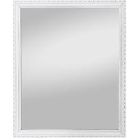 Spiegelprofi Wandspiegel in weiß ca. 34x45cm