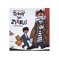 Teddy im Zirkus. Walter Krumbach  - Buch