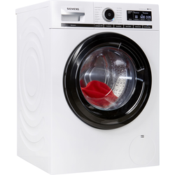 SIEMENS Waschmaschine WM14VMA2, iQ700, WM14VMA2 B (A bis G) weiß Waschmaschinen Haushaltsgeräte