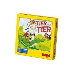 Haba Spiel, HABA 4478 Tier auf Tier