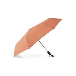 TOM TAILOR Taschenregenschirm Automatik - Regenschirm orange