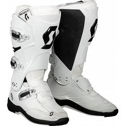 Scott MX 550 S17 Stiefel Herren - Weiß/Weiß - 44 EU