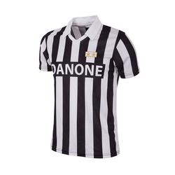 COPA Fußballtrikot Retro Juventus FC 1992-93 Coppa UEFA S