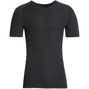 con-ta Thermo Unterhemd kurzarm schwarz, Größe 9