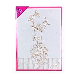 DIY Card, Hygge, Kirschblüte