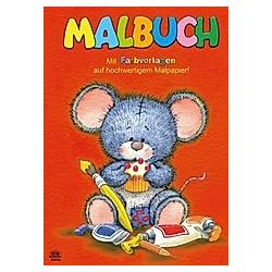 Malbuch - Buch