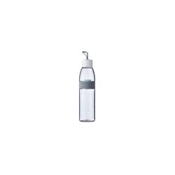 Mepal Trinkflasche Trinkflasche 700 ml Ellipse, Trinkflasche weiß