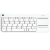 K400 Wireless Keyboard ES weiß (920-007138)