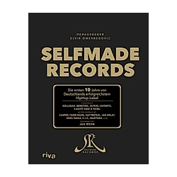 Selfmade Records. Jan Wehn  - Buch