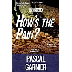 How's the Pain?. Pascal Garnier  - Buch