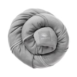 manduca Tragetuch Tragetuch sling, black grau