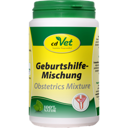 GEBURTSHILFE Mischung Neu vet. 150 g