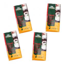 """Gemahlener Kaffee Set """"Subtil"""", 4 x 250 g"""