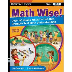 Math Wise 2 als Taschenbuch von Overholt/ Kincheloe