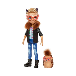 Mattel® Anziehpuppe Enchantimals Igeljunge Hixby Hedgehog Puppe