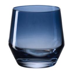 LEONARDO Glas PUCCINI Blau 240 ml, Kristallglas