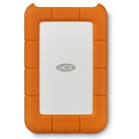 LaCie Rugged 4TB USB 3.0 orange/silber (STFR4000800)