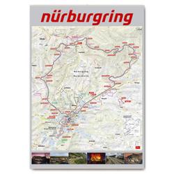 Poster Nürburgring-Nordschleife