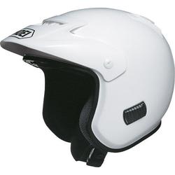 SHOEI TR-3 Helm, wit, S