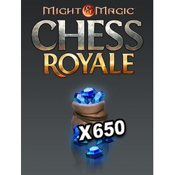 Might&Magic Chess Royale Ein Beutel voller Kristalle