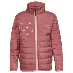 VAUDE Outdoorjacke Kids Limax Padded Jacket Grüner Knopf rosa 110/116