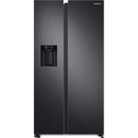 Samsung RS6GA8521B1/EG Side-by-Side Kühlkombination Freistehend 609 l Schwarz