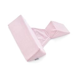 Babyjem Stillkissen Seitenschläferkissen, weiß rosa