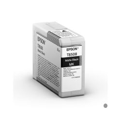 Epson Tinte C13T850800  T8508  Matte Black