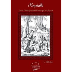 Krystalle als Buch von C. Wardow