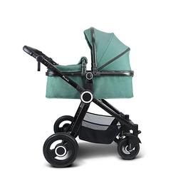 Kinderwagen Alaska Babywagen grau Gr. bis 15 kg