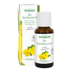 Bergland Bio Nachtkerzen-Öl 30 ml