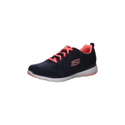 Sneakers Skechers blau