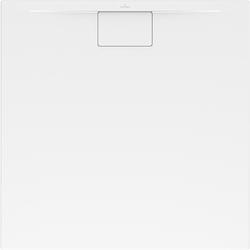 Villeroy & Boch Duschwanne METALRIM ARCHITECTURA Quadrat 800 x 800 x 15 mm grau