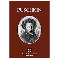Alexander Puschkin. Alexander S. Puschkin  - Buch
