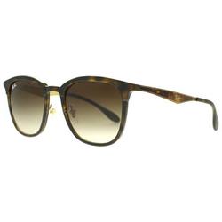 Ray-Ban 4278 628313 5121 Havana / Matte Havana Sonnenbrille