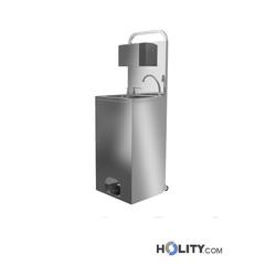 Mobiles Handwaschbecken / Seifenspender h418_102
