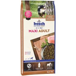 Bosch Petfood Trockenfutter Maxi Adult, 15 kg