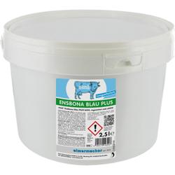 eimü® Ensbona  Plus blau Euterbalsam, Euterbalsam für Schutz und Regeneration, 2,5 l - Eimer