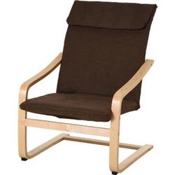 HOMCOM Relaxsessel mit Armlehne 65 x 69 x 98 cm (BxTxH)   Ruhesessel Relaxstuhl TV-Stuhl Wohnzimmersessel