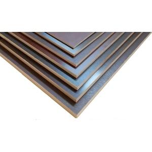 Siebdruckplatten 15mm 44€m2 Siebdruckplatte Siebdruck Sperrholz Birke Anhänger NEU (125 x 20 cm)