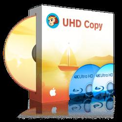 DVDFab UHD Copy - MAC