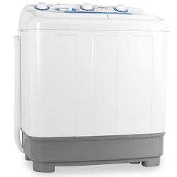 Single Camping Mini Waschmaschine Wäscheschleuder 4,8kg »DB004«, Waschmaschinen, 52420662-0 weiß weiß