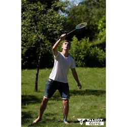 Talbot-Torro Badmintonschläger Talbot-Torro Badminton Set 2-Fighter