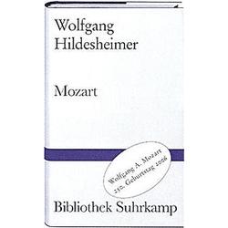 Mozart. Wolfgang Hildesheimer  - Buch